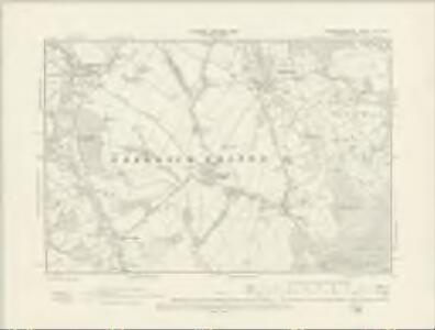 Monmouthshire XX.SE - OS Six-Inch Map