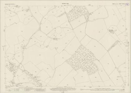 Essex (New Series 1913-) n XXXIV.2 (includes: Bardfield Saling; Great Saling; Stebbing) - 25 Inch Map