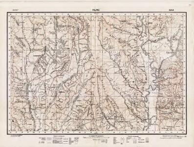 Lambert-Cholesky sheet 3049 (Pojaru)