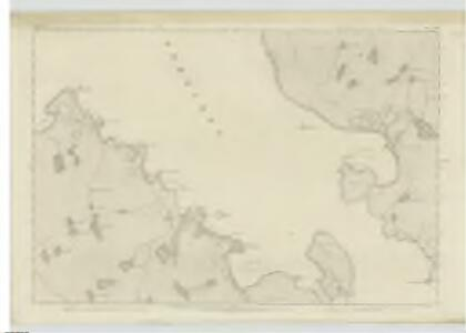 Ross-shire & Cromartyshire (Mainland), Sheet LXXX - OS 6 Inch map