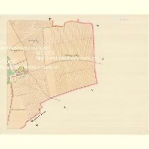Roketnitz - m2592-1-004 - Kaiserpflichtexemplar der Landkarten des stabilen Katasters