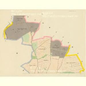 Lichtenstein (Lysstian) - c4152-1-002 - Kaiserpflichtexemplar der Landkarten des stabilen Katasters