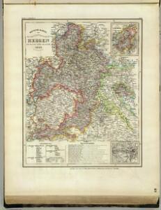 Hessen, Schaumburg, Cassel.