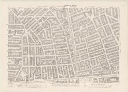 London VIII.61 - OS London Town Plan
