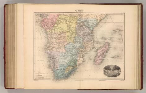Afrique (Partie Sud).