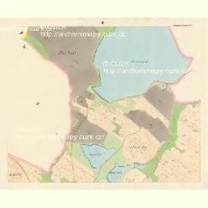 Kardaschrzetschitz - c3049-1-002 - Kaiserpflichtexemplar der Landkarten des stabilen Katasters