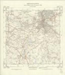 SJ78 - OS 1:25,000 Provisional Series Map