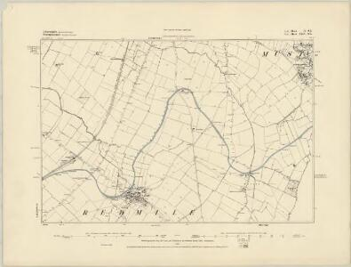 Herefordshire VIII.NW - OS Six-Inch Map