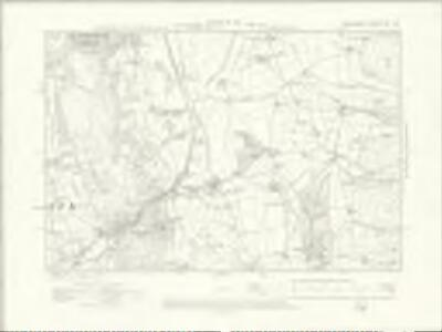 Denbighshire XIX.SE - OS Six-Inch Map