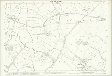 Gloucestershire LXXVII.2 (includes: Cold Ashton; Doynton; Wick and Abson) - 25 Inch Map