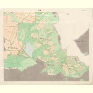 Althütten - c7262-1-006 - Kaiserpflichtexemplar der Landkarten des stabilen Katasters