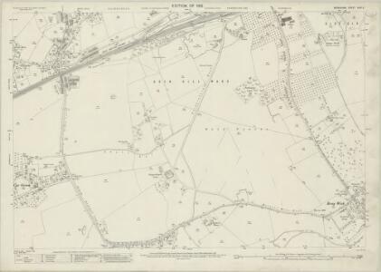 Berkshire XXXI.2 (includes: Bray; Maidenhead) - 25 Inch Map
