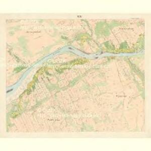 Neu Hrosenkau (Nowi Heasenkow) - m2073-1-019 - Kaiserpflichtexemplar der Landkarten des stabilen Katasters