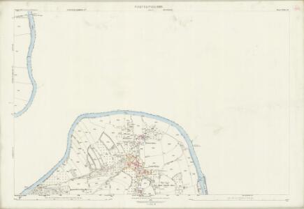 Cornwall XXIII.16 (includes: Calstock; Lamerton; Stoke Climsland; Sydenham Damerel; Tavistock Hamlets) - 25 Inch Map