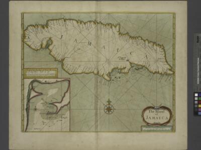 The island of JAMAICA