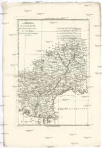 Gouvernements de Languedoc, de Roussillon, et de Foix