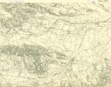 III. vojenské mapování 4556/2