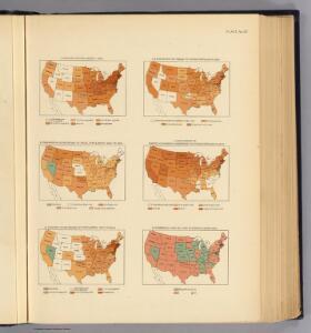 27. Density, urban, increase, whites, density of increase, foreign born.