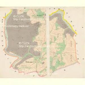 Oemau - c7108-1-001 - Kaiserpflichtexemplar der Landkarten des stabilen Katasters