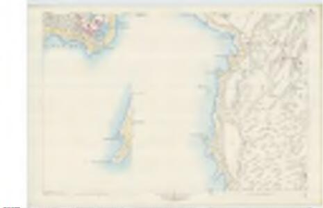 Argyll and Bute, Sheet CXXI.11 (Combined) - OS 25 Inch map