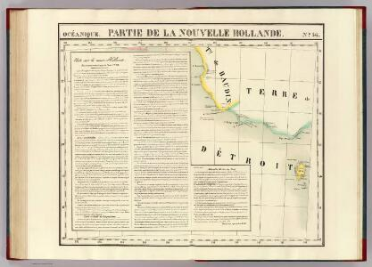 Partie, Nouvelle Hollande. Oceanique no. 56.