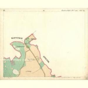 Chodenschloss - c7957-1-002 - Kaiserpflichtexemplar der Landkarten des stabilen Katasters