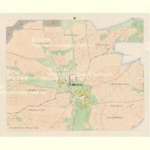 Radkowitz (Radkowicz) - c6356-1-003 - Kaiserpflichtexemplar der Landkarten des stabilen Katasters