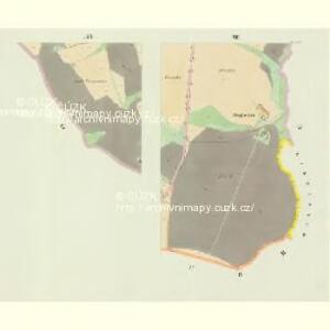 Hossin - c2235-1-008 - Kaiserpflichtexemplar der Landkarten des stabilen Katasters