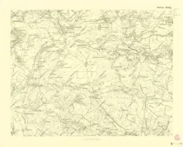 III. vojenské mapování 3856/3