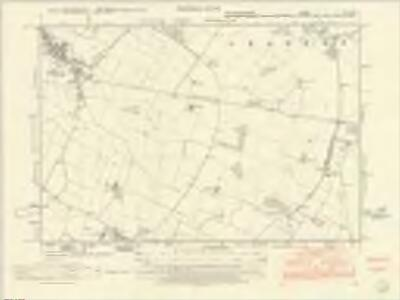 Huntingdonshire XII.SW - OS Six-Inch Map