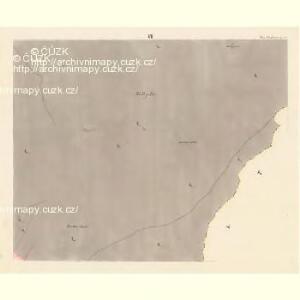 Ober und Unter Nezditz (Horonezdic) - c5106-1-005 - Kaiserpflichtexemplar der Landkarten des stabilen Katasters