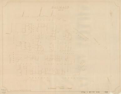 Balmain, Sheet 69, additions 1895