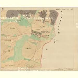 Mudlau - m1839-1-003 - Kaiserpflichtexemplar der Landkarten des stabilen Katasters