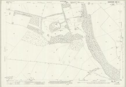 Gloucestershire XIV.11 (includes: Blockley; Bourton on the Hill; Broadway; Chipping Campden; Snowshill) - 25 Inch Map