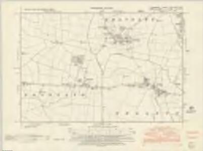 Cambridgeshire XXXVIII.NW - OS Six-Inch Map