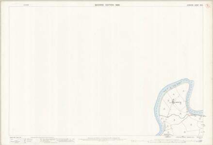 Cheshire XVI.4 (includes: Poulton with Fearnhead; Warrington; Woolston) - 25 Inch Map