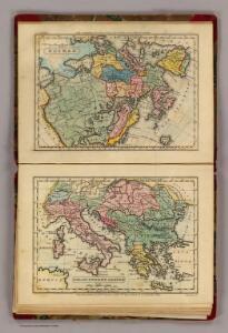 Italy, Turkey, Greece, Europe.