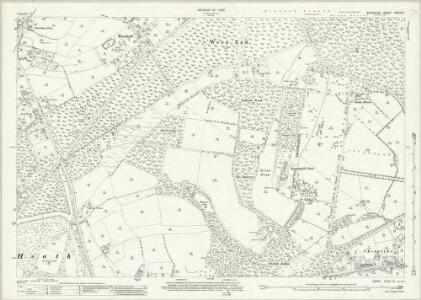 Berkshire XXXIX.12 (includes: Sunninghill; Winkfield) - 25 Inch Map