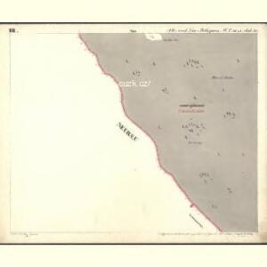 Alt u. Neu Possigkau - c6041-1-003 - Kaiserpflichtexemplar der Landkarten des stabilen Katasters