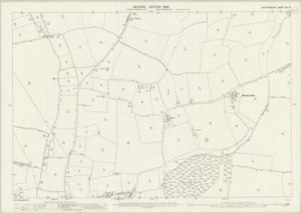 Hertfordshire XIV.12 (includes: Albury; Furneux Pelham) - 25 Inch Map