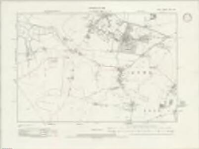 Kent XXV.SW - OS Six-Inch Map