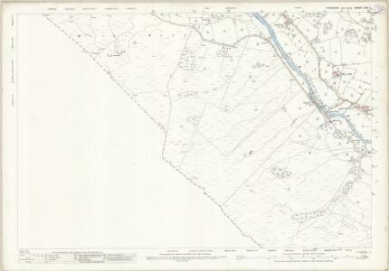 Yorkshire LXIII.7 (includes: Dent; Middleton; Sedbergh) - 25 Inch Map