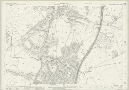 Gloucestershire LXXII.1 (includes: Bristol; Filton; Winterbourne) - 25 Inch Map