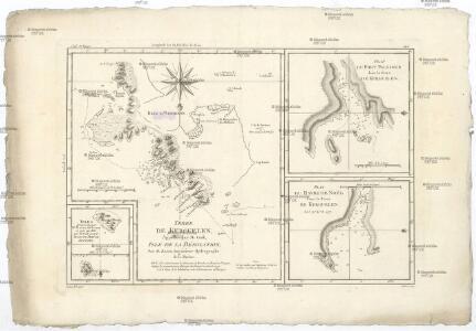 Terre de Kerguelen, appellée par M. Cook