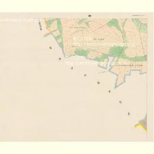 Pratzowitz (Pracowice) - c6065-1-003 - Kaiserpflichtexemplar der Landkarten des stabilen Katasters