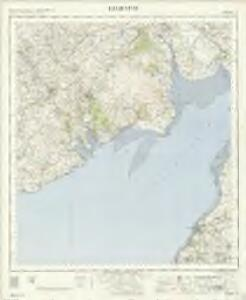 Dalbeattie - OS One-Inch Map