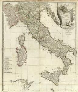 L'Italie.