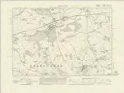 Dorset XIX.SW - OS Six-Inch Map