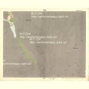 Unter Sinnetschlag - c1367-1-008 - Kaiserpflichtexemplar der Landkarten des stabilen Katasters