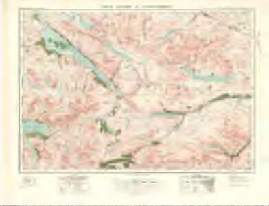 Loch Maree  & Achnasheen (26) - OS One-Inch map